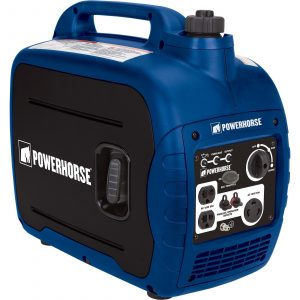 Powerhorse Gas Powered Portable Inverter Generator